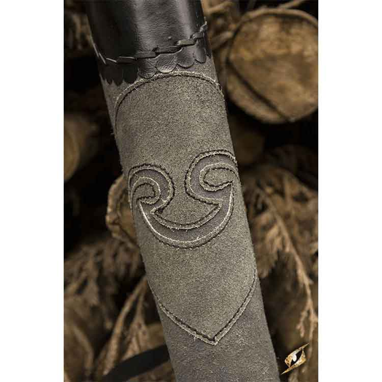 Archers Leather Quiver