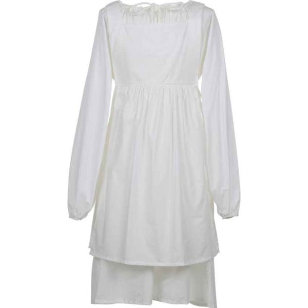 Girl's Chemise and Dress