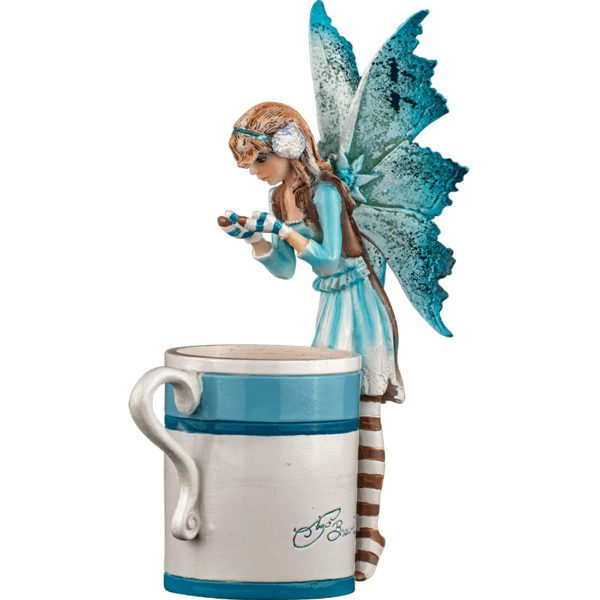 Hot Cocoa Fairy by Amy Brown