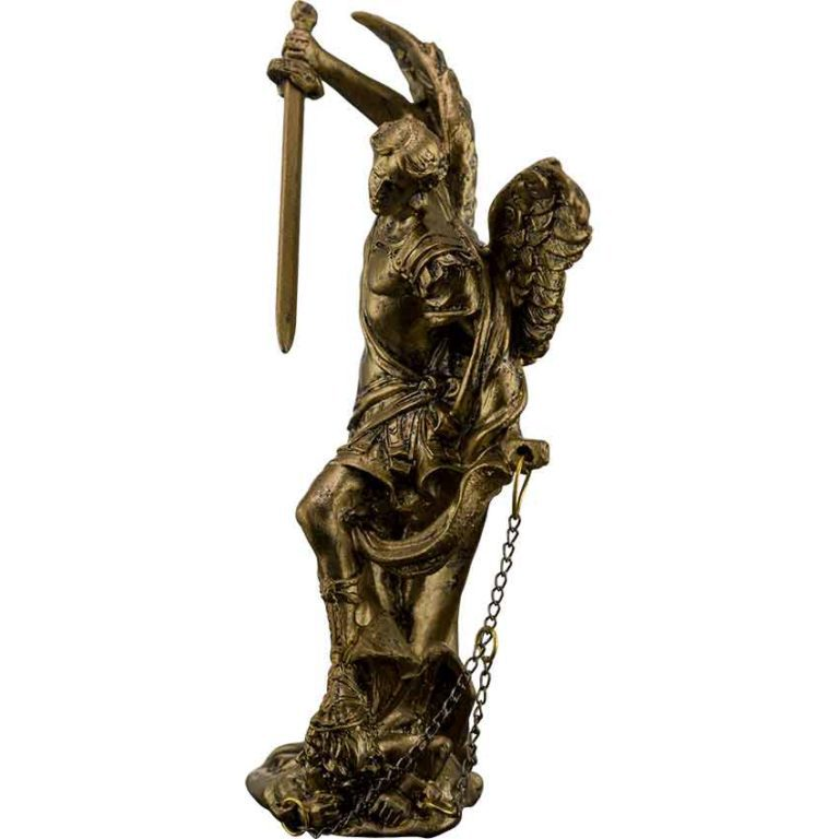 Archangel Michael of Protection Statue