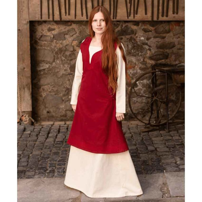 Lannion Medieval French Dress