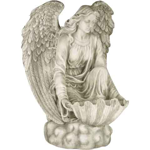Angel of the Waters Statue