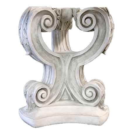 Acanthus Leaf Table Base
