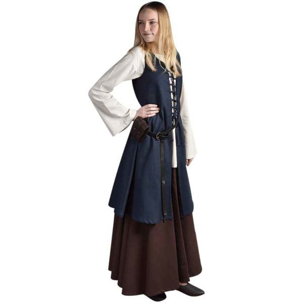 Leandra Medieval Maiden Outfit