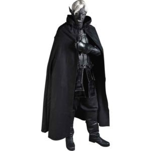 Dark Elf Mens Outfit