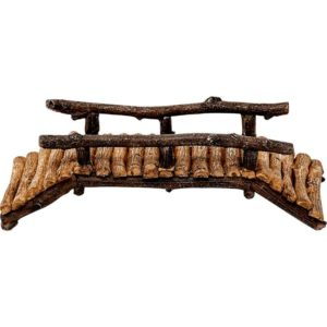 Mini Wooden Fantasy Bridge
