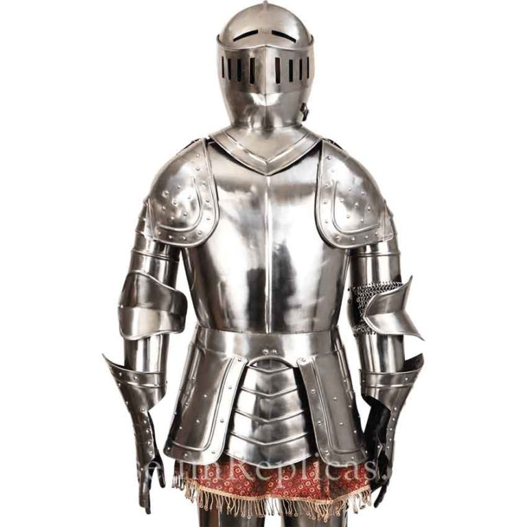 Augsburg Suit Of Armour