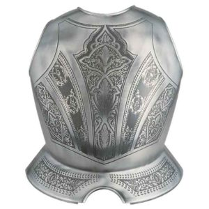 Embossed Decorative Breastplate