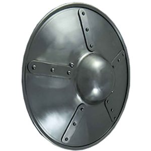 Plated Buckler - 15 Inch