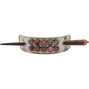 Medieval Stone Hairpin