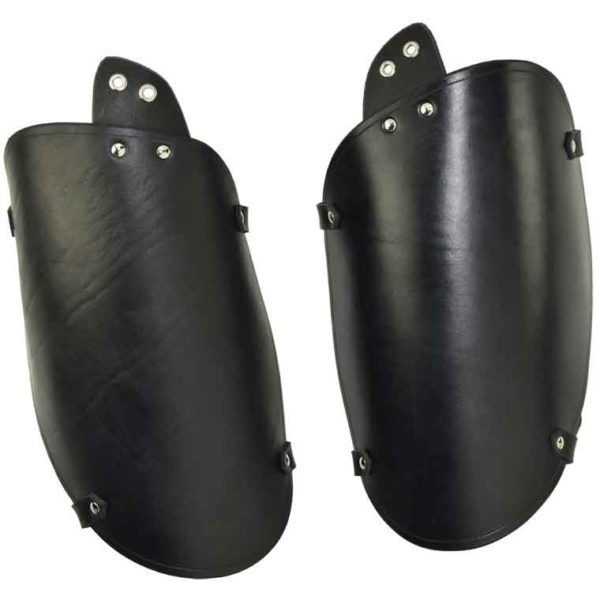 Standard Leather Thigh Armour