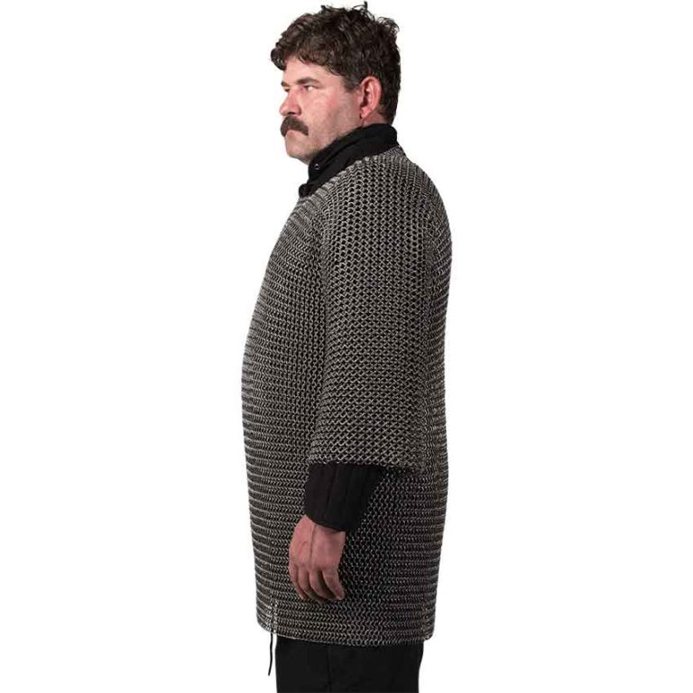 High Tensile Butted Chainmail Shirt