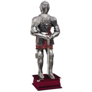 Carlos V Suit of Armor by Marto - Bas Relief