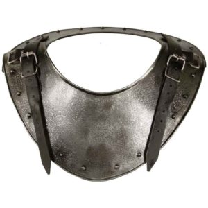 Childs Dark Warrior Gorget