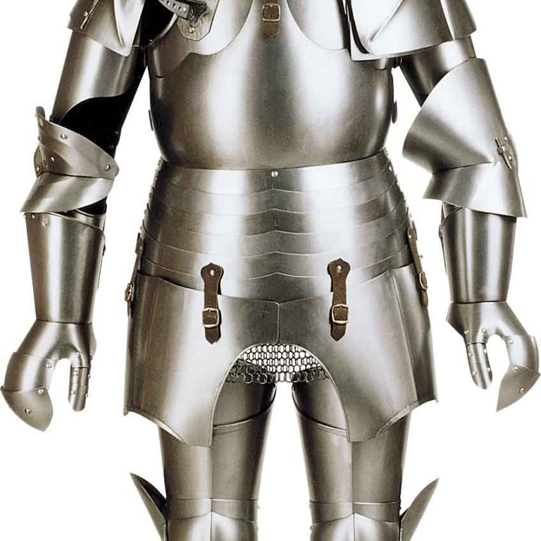 Ulrich IX Jousting Full Suit of Armor