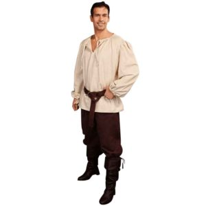 Bastian Medieval Peasant Outfit