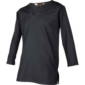 Tronde Canvas Tunic