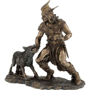 Tyr Statues