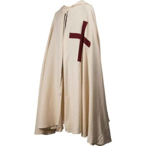 Crusader Knightly Cape