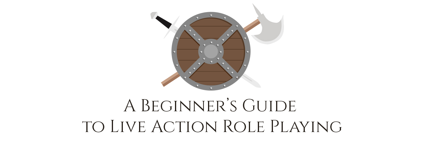 A Beginner's Guide to Live Action Role Playing