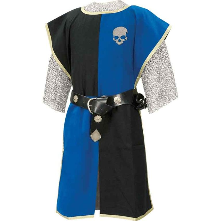 Embroidered Crest Knightly Tabard