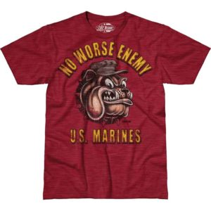 No Worse Enemy T-Shirt