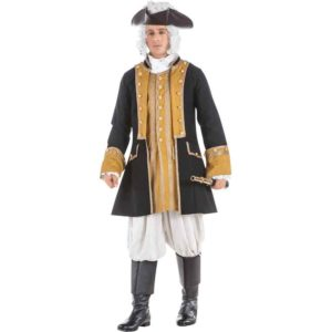 Commodore Norrington Coat