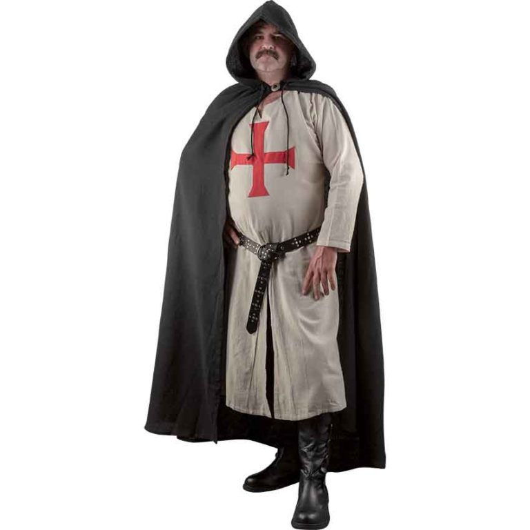 Mens Crusader Knight Outfit