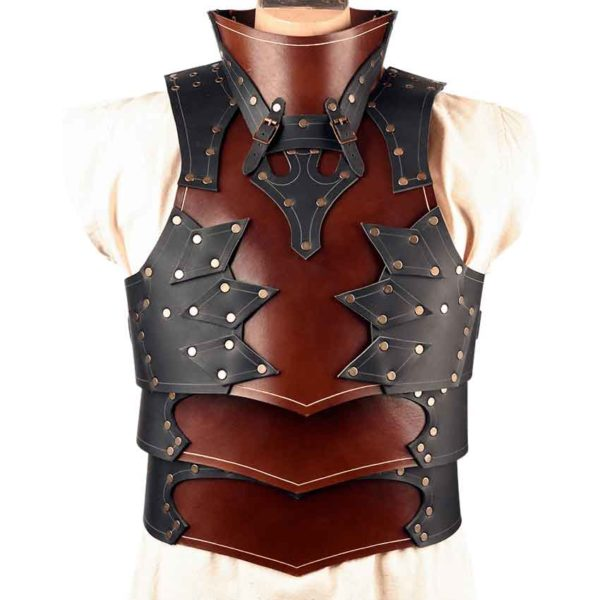 Knight's Torso Armor with Gorget