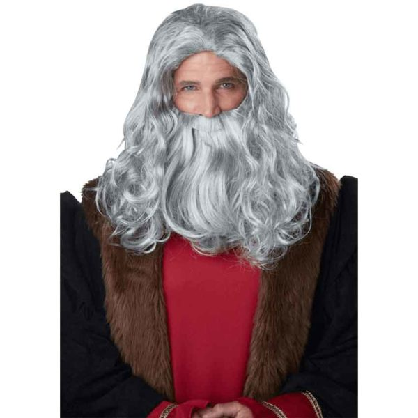 Renaissance Man Wig and Beard