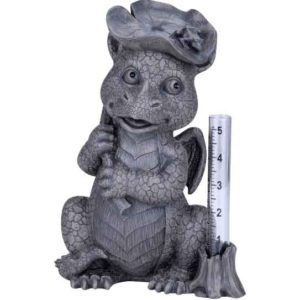 Garden Dragon Rain Gauge