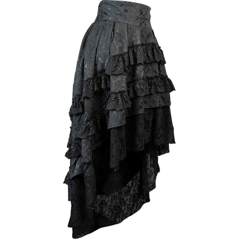 Gothic Layered Skirt