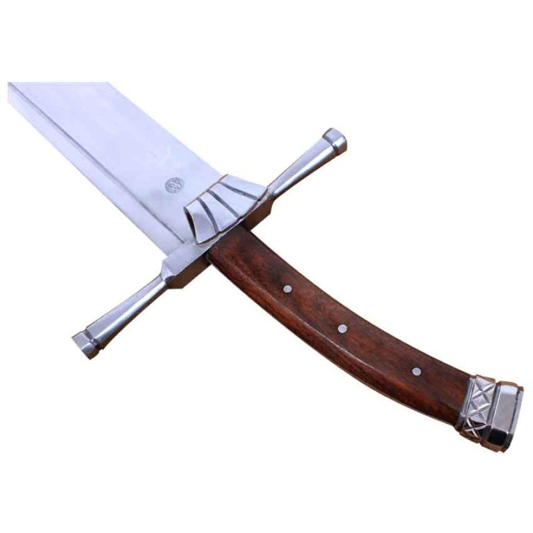 The Messer Sword With Scabbard