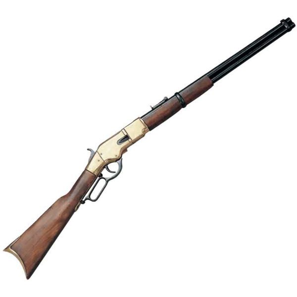 1866 Lever Action Repeating Rifle Brass
