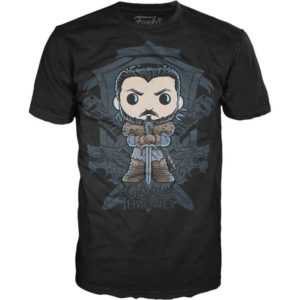 John Snow Crest POP T-Shirt