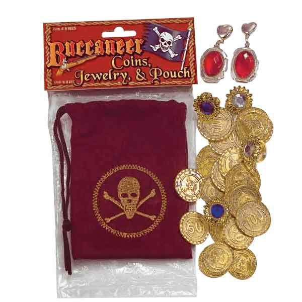 Buccaneer's Treasure Set