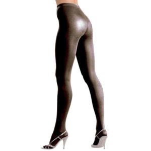 Women's Black Costume Tights