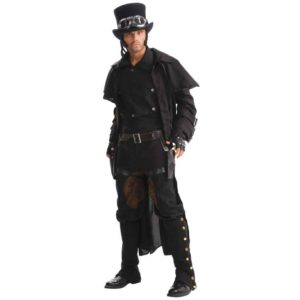 Steampunk Double Thigh Holster Set