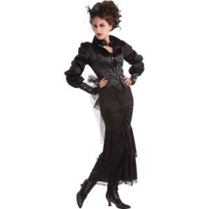 Steampunk Victorian Lady Costume