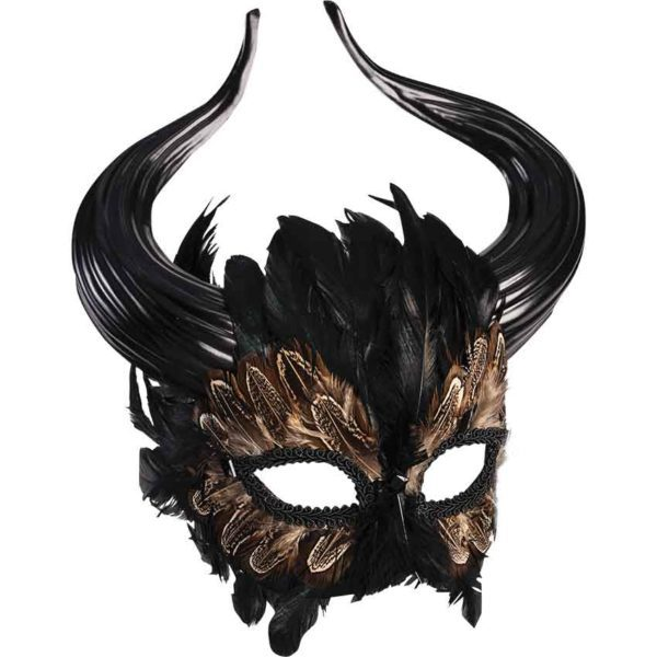 Monster of the Labyrinth Mask