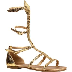 Girls Greek Goddess Sandals