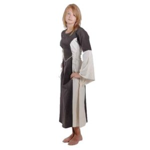 Girls Medieval Maiden Dress
