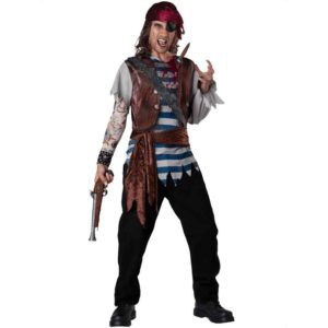Mens Dead Mans Chest Costume