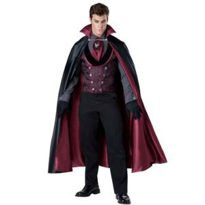 Mens Midnight Count Costume