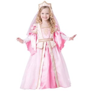 Princess Toddler Deluxe Costume