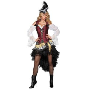 High Seas Treasure Womens Costume