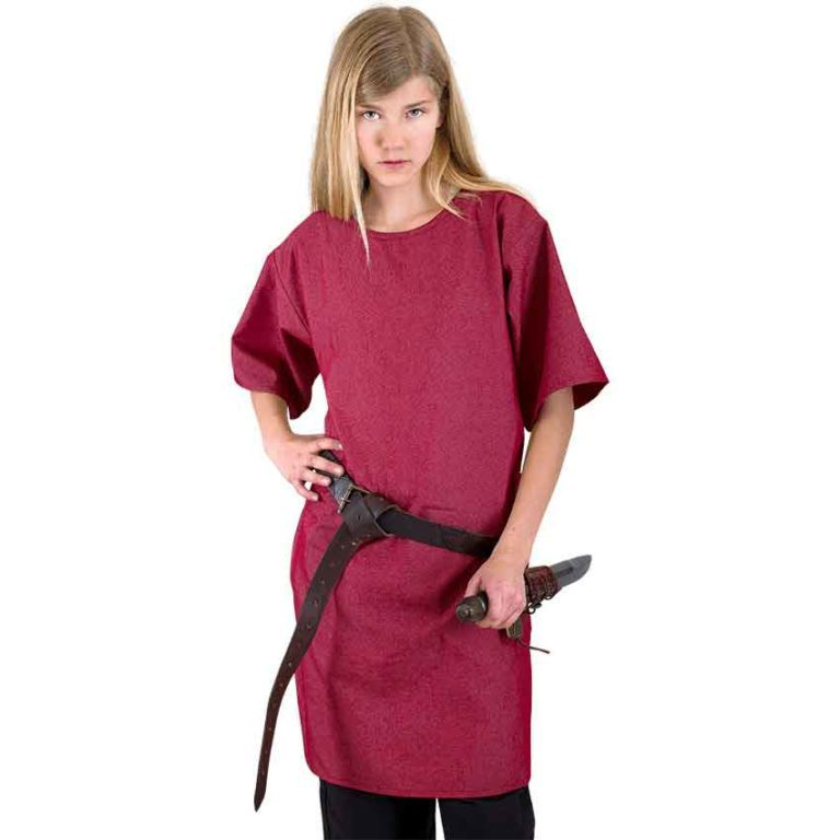 Ready For Battle Tunic