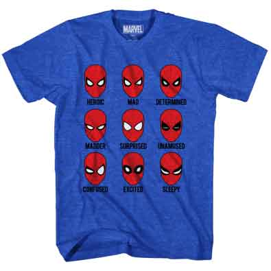 Spider-Man Mad or What T-Shirt