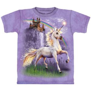 Unicorn Castle T-Shirt
