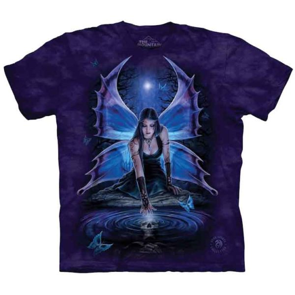 Immortal Flight T-Shirt by Anne Stokes